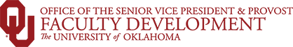 OU Faculty Development Logo